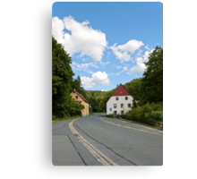 Bavaria Canvas Print