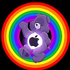 Care Bears Apple Power by SuppaDagon