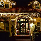 Christmas at Home With Tree by kgarlowpiper