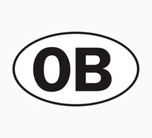 OB - Oval Identity Sign by Ovals