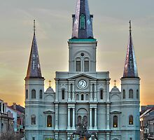 Jackson Square by jwdolgos