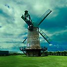 Wilton Windmill by Yukondick