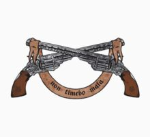 Non timebo mala IV - Samuel Colt (Supernatural) by Raika