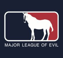 Major League of Evil by byway