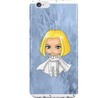 Chibi Emma Frost iPhone Case/Skin