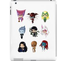 Chibi Villainesses 3 iPad Case/Skin