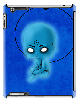 Chibi Dr. Manhattan by artwaste