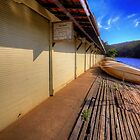 Audley Boatshed by geomar