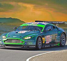 2007 Aston-Martin DB9 I by DaveKoontz