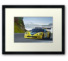 2007 Corvette Racing Framed Print
