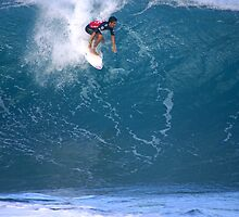 Gabriel Medina Pipeline Masters 2012 by kevin smith  skystudiohawaii