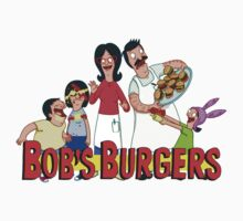 Bob's Burger by bertviles