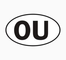 OU - Oval Identity Sign by Ovals