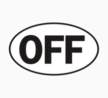 OFF - Oval Identity Sign		 by Ovals
