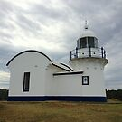 Tacking Point Lighthouse (2) by Darren Stein
