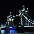 Tower Bridge London 2886 by Kayla Halleur
