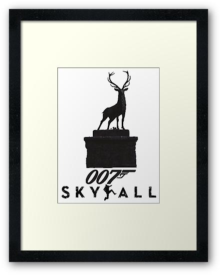 Skyfall-Black by ShubhangiK