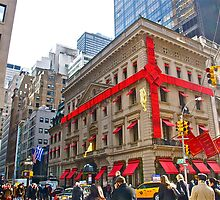 4)  Cartier's--Fifth Avenue-NYC by Sassafras