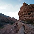 Red Rock Ridge by Michael Kirsh