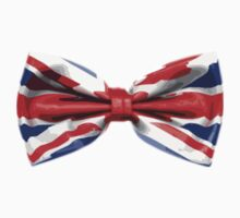Union Jack Bow Tie by VRex