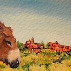 Cripple Creek Donkey by shinerdog
