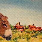 Cripple Creek Donkey by shinerdog