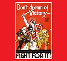 Fight For Victory by cjac