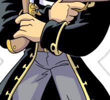 Pirate Trader Jack Sticker