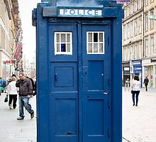 Police Box by Kaye Stewart