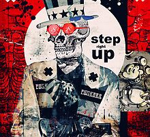 Step Right Up by Alec Goss