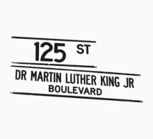 125th/MLK Blvd Tee by quintinbell