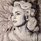 Madonna by Slaveika Aladjova