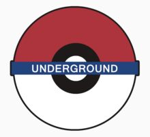 Pokemon Underground by SuppaDagon