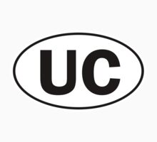 UC - Oval Identity Sign		 by Ovals