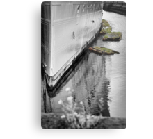 Her Berth Metal Print