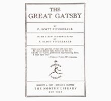 The Great Gatsby by kovertX