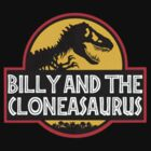 Billy and the Cloneasaurus by thetruereaven