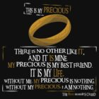 The Ring Bearer's Creed by JackToTheFuture