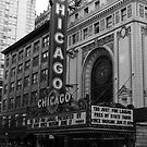 Chicago Theater by Frank Romeo