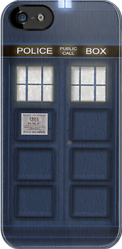 Doctor Who New Tardis by LostKittenClub