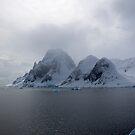 Antarctica 006 by Karl David Hill