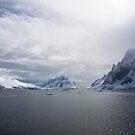 Antarctica 007 by Karl David Hill