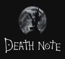 Death Note Shirt and Hoodie (Ryuk Moon) by devige