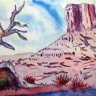 PAINTED DESERT by Robert Benjamin