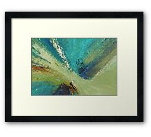 The Law of Opposition. Revelation 2:7 Framed Print
