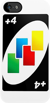 Uno Card by cjac