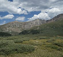 Guanella Pass Ridges by Michael Kirsh