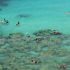 Snorkelling - travel photography print by MarinaCalin