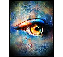 Through the Time Travelers Eye Photographic Print