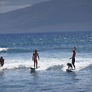 Surfing with your Best Friends by DeborahKolb